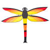 Drachen Dragonfly Kite