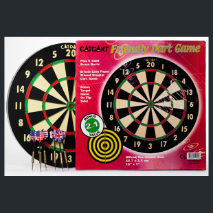 Dartboard Friendly