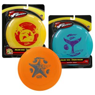 Frisbee Malibu, Farben ass.