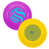 Frisbee Fastback, 4-fach