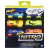 Nerf Nitro Soft Racer 6 Stk.
