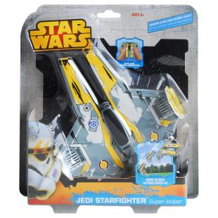 Super Flyer Jedi Fighter