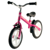 Laufrad Runracer pink