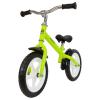 Laufrad Runracer grün