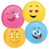 Cushee Ball Funny Faces 20cm