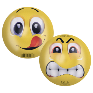 Ball Funny Faces, ø 13 cm