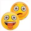 Ball Emoji gross, frech und