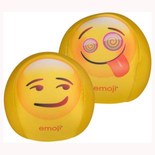 Knautschball Emoji mit Zunge