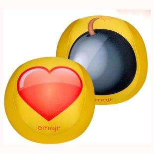 Knautschball Emoji, Herz