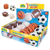 Ballon de sport soft display