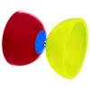 Diabolo Rainbow rot/gelb