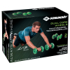 Dual Core Wheels Roller