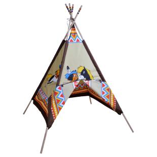 Zelt Indianer Tipi Yakari