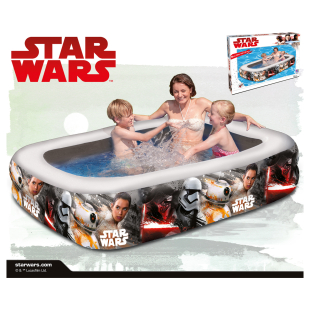 Pool Family Star Wars
