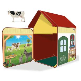 Spielzelt Bauernhof Schleich
