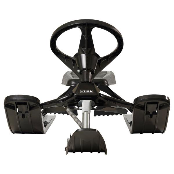 Snowracer Classic, schwarz