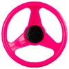 Steuerrad Snowracer pink