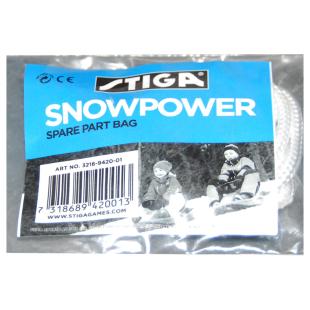 Ziehleine komplett Snowpower