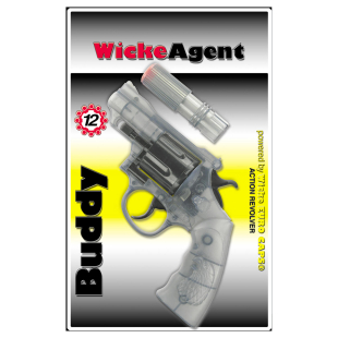 Pistole Buddy 12-Schuss