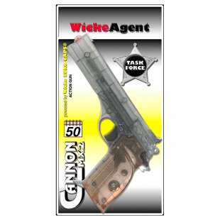 Pistole MX2 50-Schuss