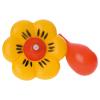 Blume mit Wasserspritze