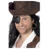 Augenklappe Pirat mit Ohr-