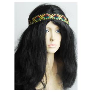 Perücke Indianer Erwachsen