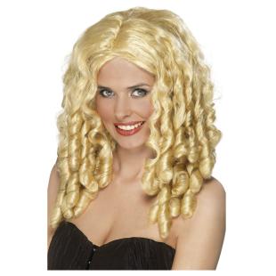 Perücke Film Star, blond