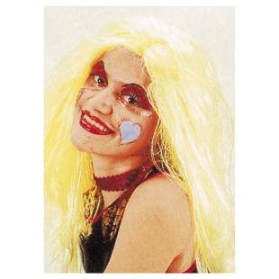 Perücke Vamp, blond