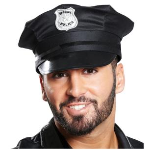 Police Cap, Gr. 59