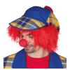 Clown-Schlägerkappe