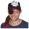 Bandana mit Augenklappe