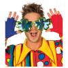 Riesenbrille Kleeblatt