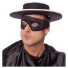 Maske Hero schwarz