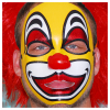 Loup Clown