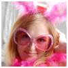 Brille Society, pink
