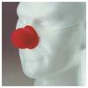 Clownnase Latex, weich, rot