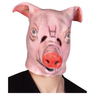 Maske Schwein