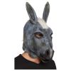 Maske Esel mit Haar