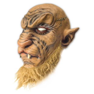 Maske Grusel-Zwerg