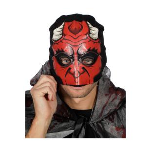 Mützen-Maske Teufel