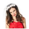 Brautschleier mit Blut