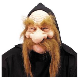 Maske Knolli mit Haaren