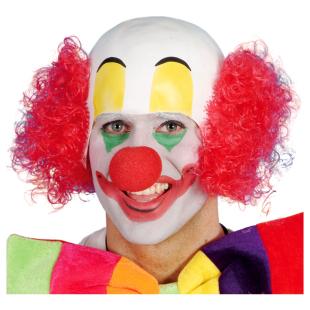 Clown Glatze Rotlocke