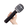 Mikrofon aufblasbar