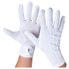 Handschuhe weiss, Gr.XL
