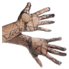 Handschuhe Spinnennetz