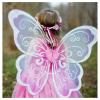 Flügel Wunderwolke lila-rosa