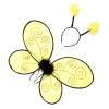 Flügel Biene mit Haarreif
