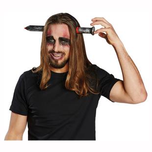 Haarreif Nagel im Kopf